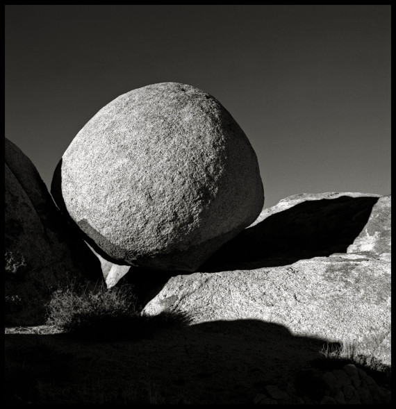 Resting Rock, Alabama Hills