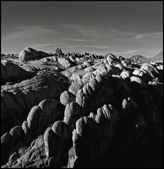 Rock Rows, Alabama Hills